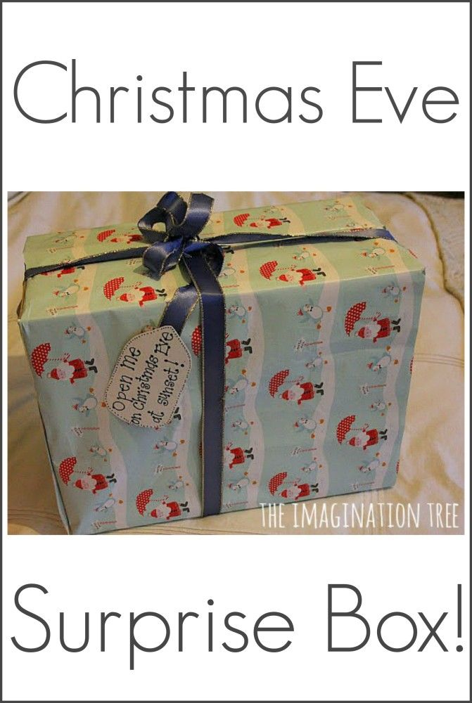 This is such a lovely idea for starting a new family tradition! Can't wait to do a Christmas reading box for my little man - hot chocolate, marshmallows, special bubble bath, PJs...