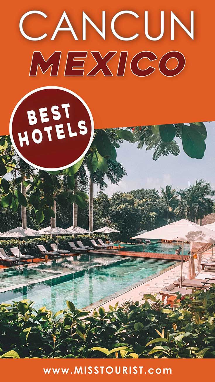 Your Ultimate Guide For Where To Stay In Cancun Cancun Mexico Hotels Mexico Hotels Philippines Travel