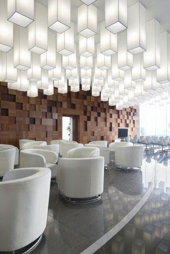 Pixel in Beijing Modelroom / SAKO Architects