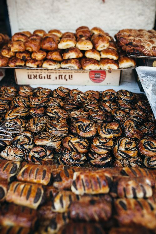 Treats in Jerusalem Market | My Name is Yeh