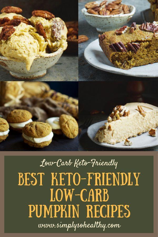 The Best Keto Friendly Low Carb Pumpkin Recipes Pumpkin Recipes
