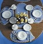 £12.95 from Jennifers of Walsall https://www.jennifersofwalsall.co.uk/dinnerware-silverware-kit.html