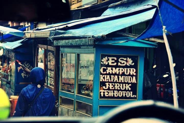 Bandung street side food :)