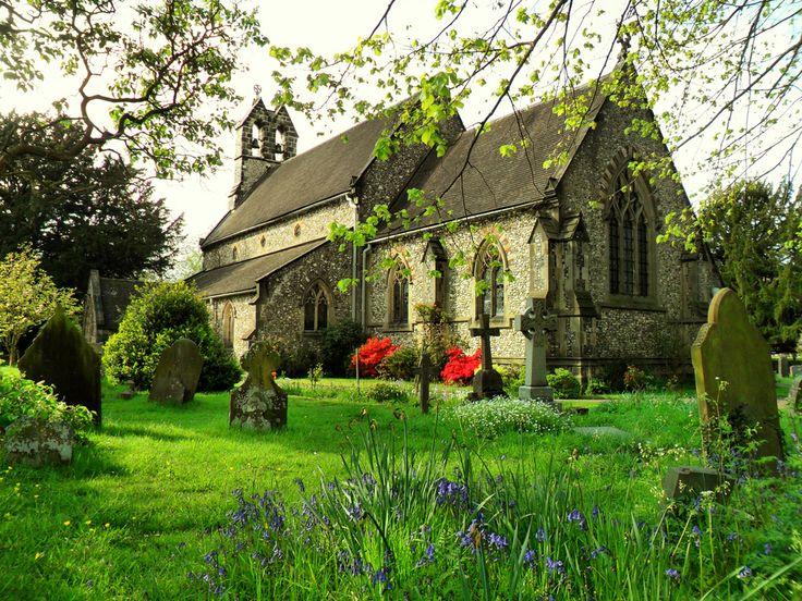 Hertfordshire, England (by chunkymk2)