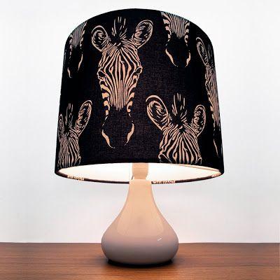 56 best kabinettet images on pinterest lamp shades lampshades diy cylinder lampshade making kit with zahara by alexander henry fabrics voodoo rabbit fabric shop east brisbane aloadofball Image collections