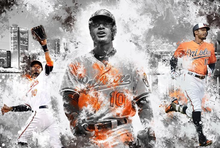 Adam Jones is entering his 11th season with the Orioles a five-time All-Star and three-time Gold Glove he is completing the final year of a six-year $85.5 million contract. - Via: pressboxonline - #baseball #orioles #baltimore #sports #bat #edit #photoshop #health #healthy #fit #fitness #gym #diet #exercise #adamjones #baltimoreorioles #ballislife #blackandwhite #design #athlete #mlb