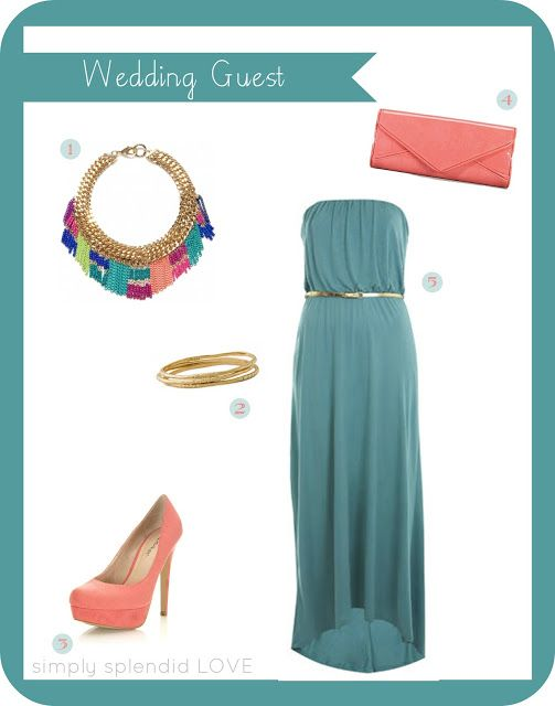 Simply Splendid LOVE: fashion friday...wedding guest attire