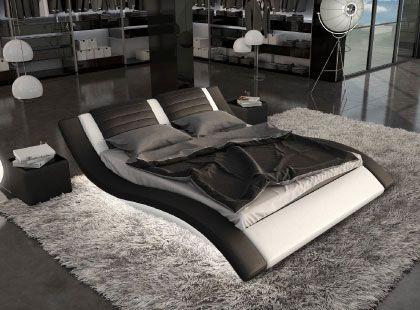 les 105 meilleures images du tableau lit design sur pinterest chambre cleveland et courbes. Black Bedroom Furniture Sets. Home Design Ideas