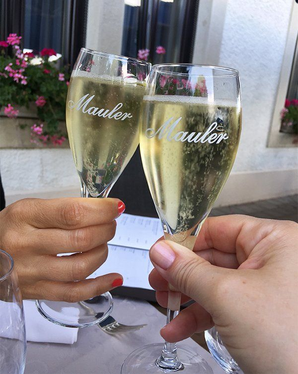 Mauler Schaumwein, Grand Hotel les Endroits (Spa Review auf Hey Pretty)