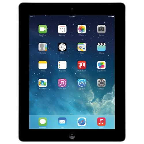 Apple iPad with Retina Display (4th Generation) 32GB - Wi-Fi - Black. This would be a gift for my hubby! #SetMeUpBBY