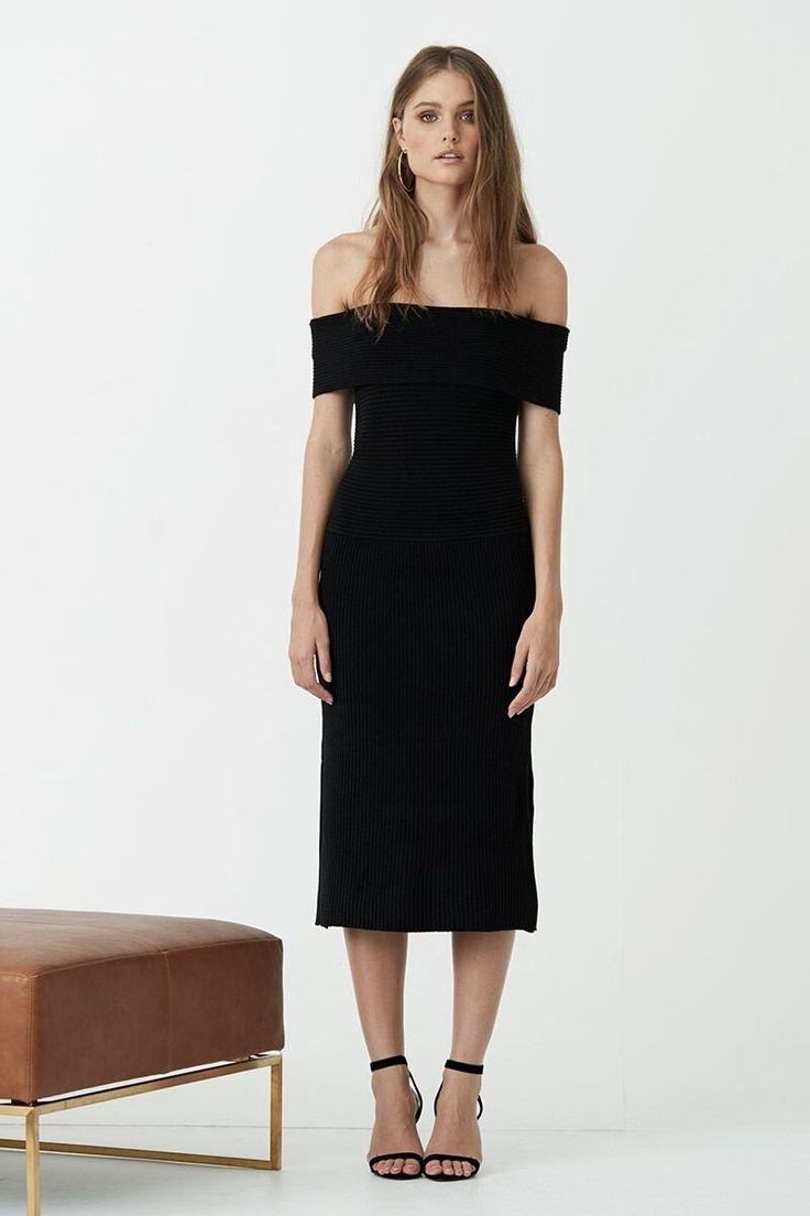 Maurie & Eve - Casablanca Dress Black