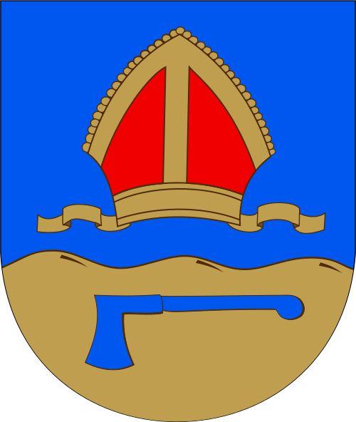 Municipality of Säkylä, Finland, Area (406.65 Km²) #Säkylä #Finland (L20565)