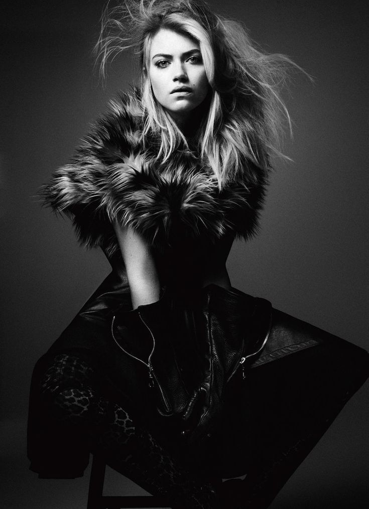 Imogen Poots by Craig Mcdean for Interview Magazine June/July 2011