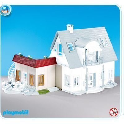 Playmobil Corner Extension Suburban House by Playmobil. $39.99. This item is part of the Direct Service range. This range of products are intended as accessories for or additions to existing Playmobil sets. For this reason these items come in clear plastic bags or brown cardboard boxes instead of a colorful retail box.. Fits suburban House #4279.
