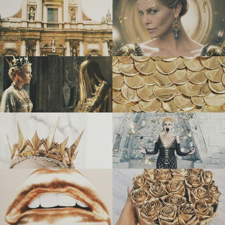 Ravenna: Evil Queen (the huntsman: winter's war)