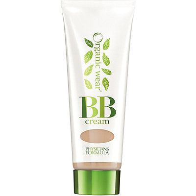 Physicians Formula Organic Wear BB Cream Light/Medium - kathleen lights says great, medium coverage, natural finish (not matte tho) but has physical spf not chemical so doesn't break her out