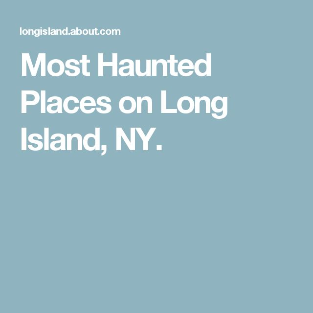 Long Islands Most Haunted Cemeteries