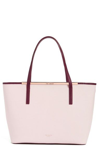 Ted Baker London Leather Shopper (Nordstrom Exclusive) available at #Nordstrom