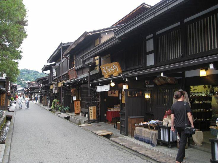 Panoramio - Photo of Traditional old street in Takayama Japan june ...