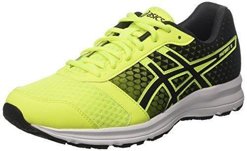 Oferta: 60€ Dto: -6%. Comprar Ofertas de Asics Patriot 8, Zapatillas de Running Hombre, Amarillo (Safety Yellow/Black/White), 44 EU (9 UK) barato. ¡Mira las ofertas!
