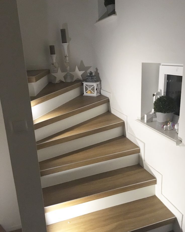 Sanierung Von Einem Treppenhaus Wie Aus Einem 60er Jahre Flur