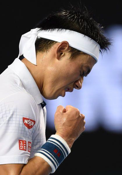 男子テニス 錦織圭 2015 写真特集