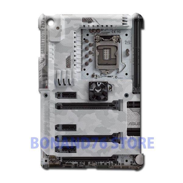 Ipad 2 / Ipad Mini 2 Back Case Army Sabertooth Customize Design Gaming Board #Generic