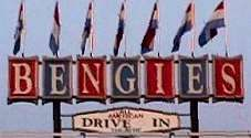 Drive-In Movie Theater: Baltimore area (Baltimore County) Maryland  Bengies Drive-in:  410-687-5627 / 410-686-4698  located at 3417 Eastern Boulevard (Middle River)