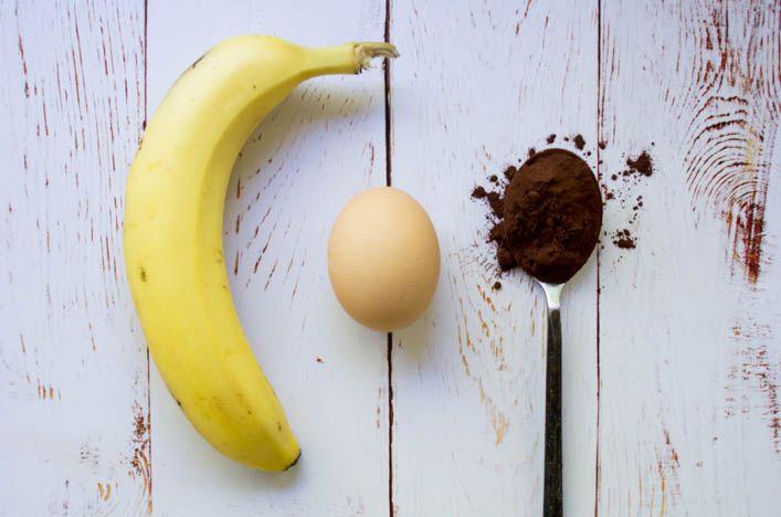 Диета бананы яйца