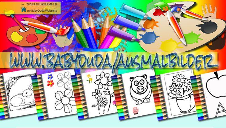 87 best Malbuch | AUSMALBILDER images on Pinterest | Autism ...