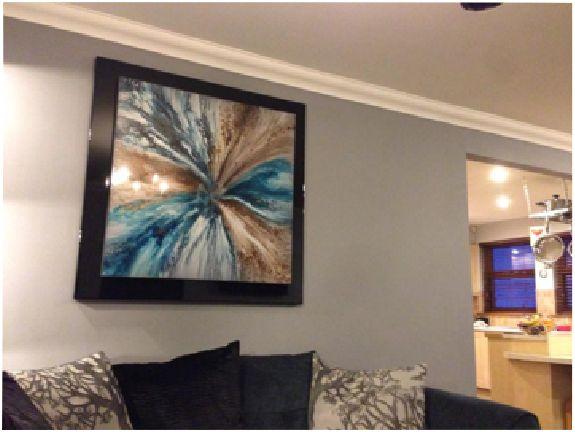 Resin Art in Homes Gail Knight, Scotland