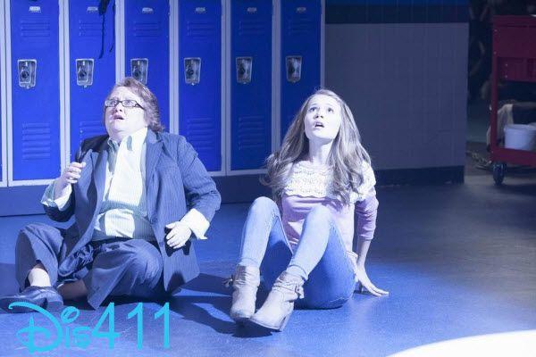 """Lab Rats"" - Maile Flanagan and Kelli Berglund"