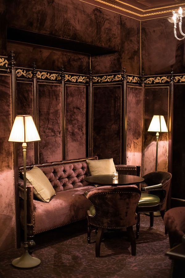 the stunning new nomad restaurant and bar arrives in downtown los rh pinterest at