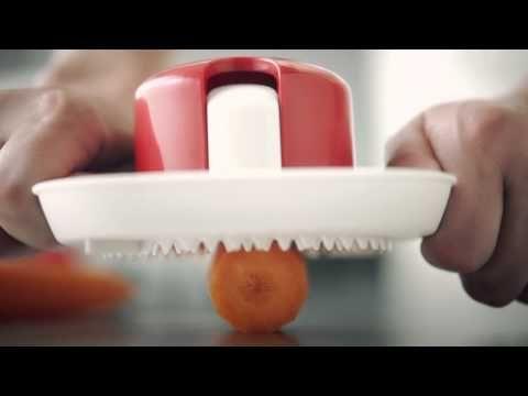 ▶ Tupperware MandoChef - Julienne - YouTube