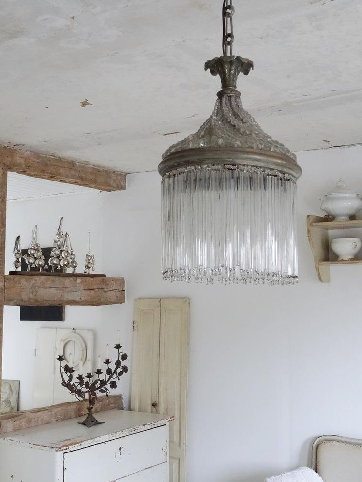 Glass tubes for a light fitting