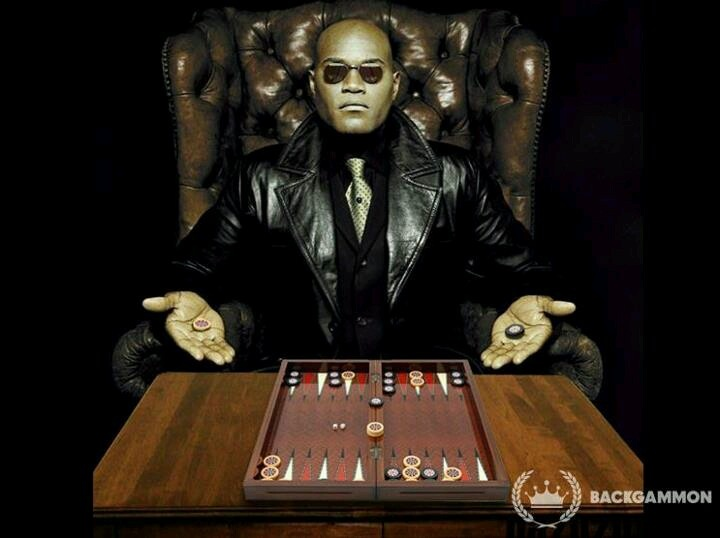 Matrix backgammon                            Play backgammon ► on.fb.me/1869cF3