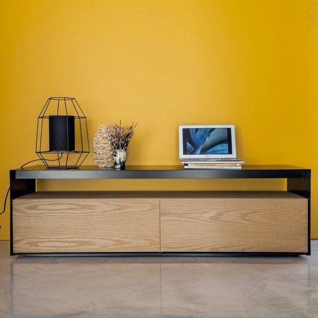 17 best images about meubles et d co la redoute on pinterest armoires metals and tables. Black Bedroom Furniture Sets. Home Design Ideas