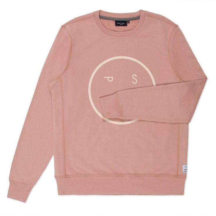 Dusky Pink Sweatshirt | Fashion Ql