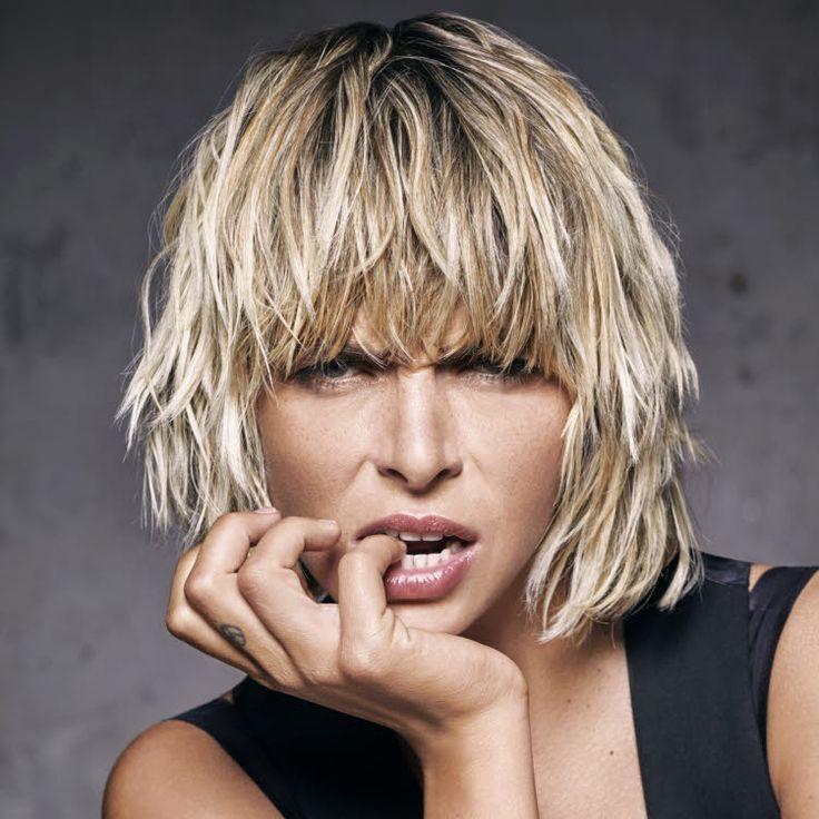 Nouvelles coupes de cheveux et coiffures mi-longues - Printemps-été 2020 en 2020 | Coiffure ...