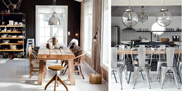 Få en rå og røff stil på kjøkkenet ditt - tema - Dagbladet.no