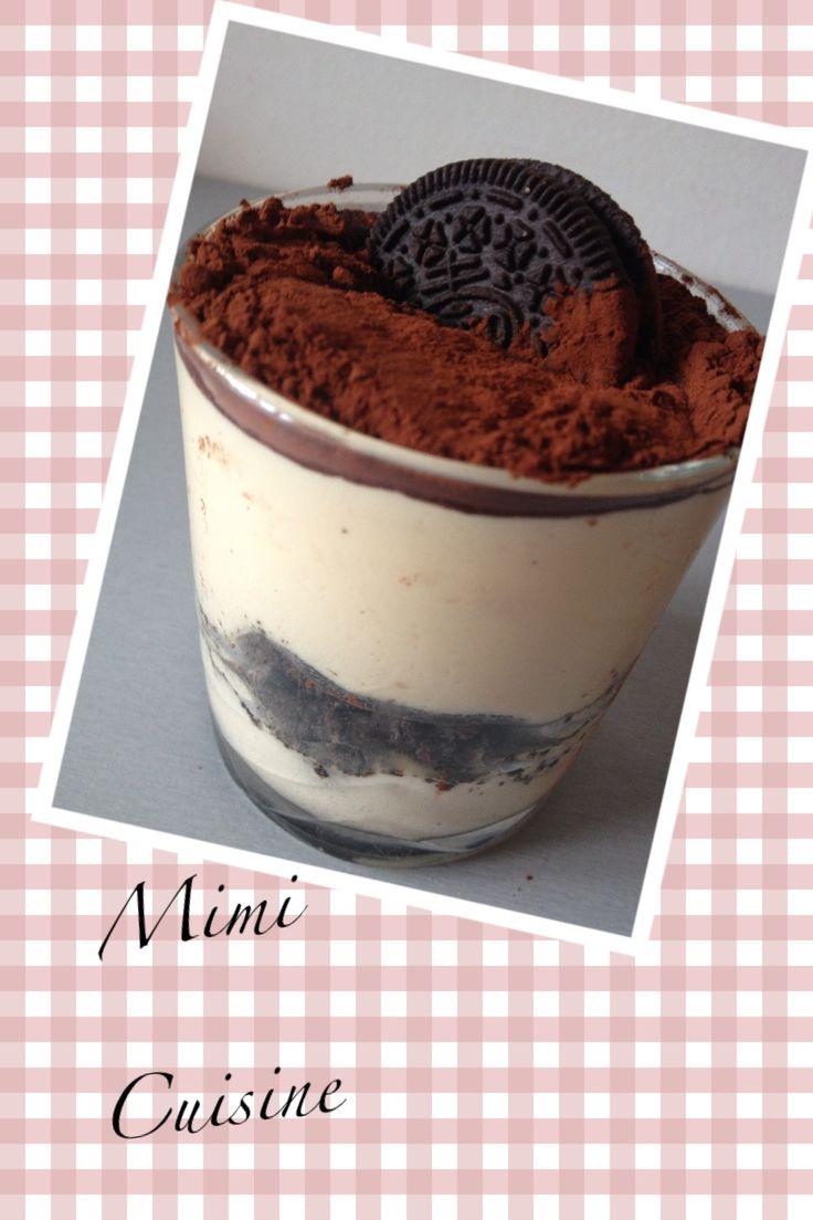 Tiramisu OREO - Mimi Cuisine