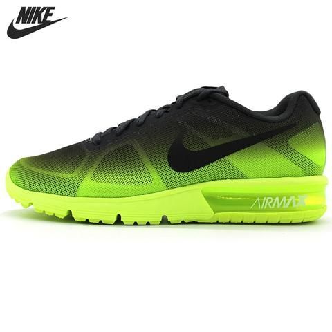 NIKE AIR MAX SEQUENT Men's Running Shoes Low top Sneakers
