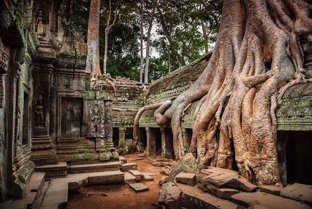 Elhagyatott helyek, melyeket visszahódított a természet | Világpolgarok