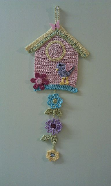 My little birdhouse