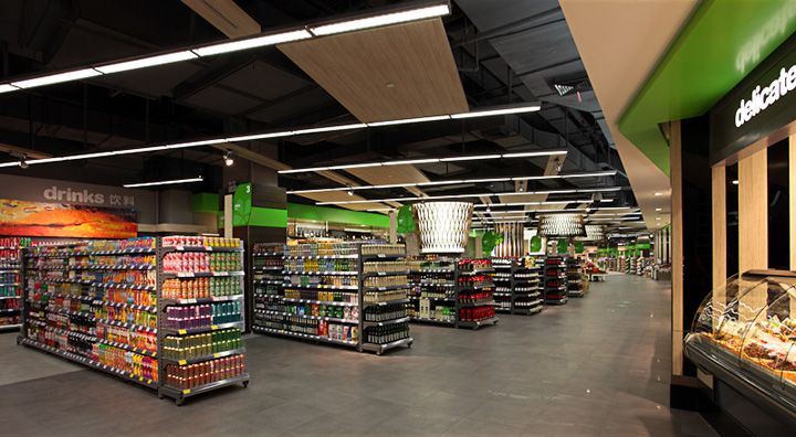 Supermarket Design | Retail Design | Shop Interiors | blt* supermarket by rkd retail/iQ, Shenzhen » Retail Design Blog