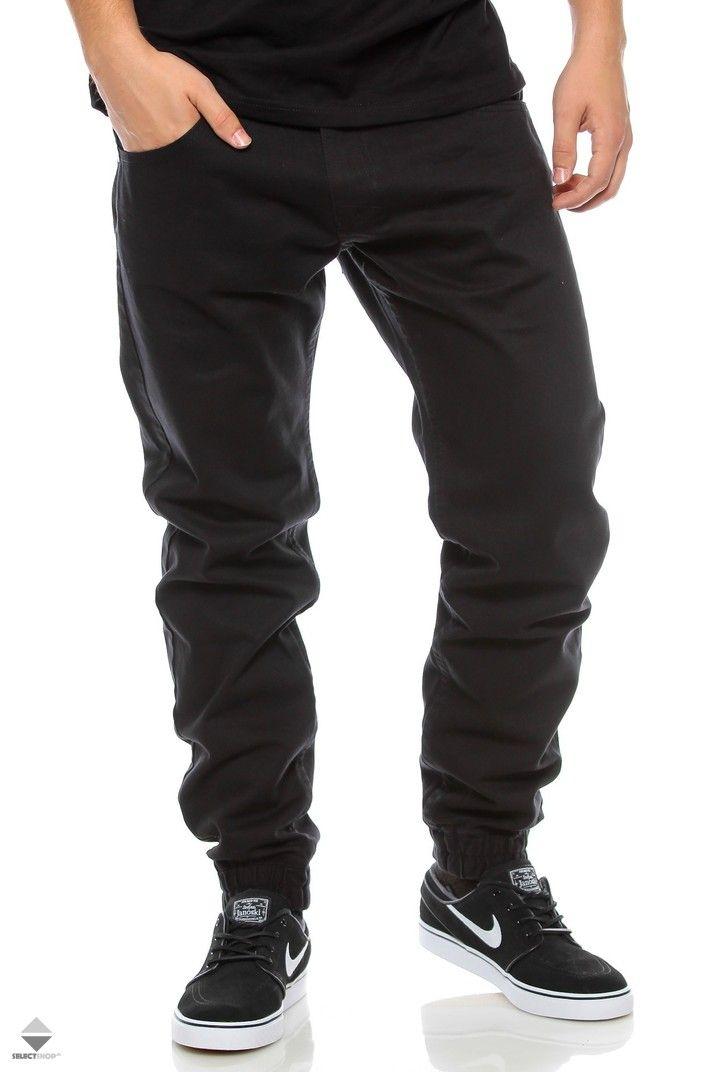 Spodnie Mass Denim Jogger Signature Sneaker Fit