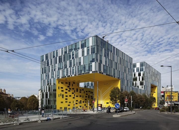 Modern Architecture Office 52 best architecture: office buildings images on pinterest