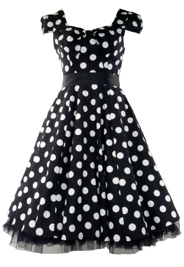 Make a prom dress 50s