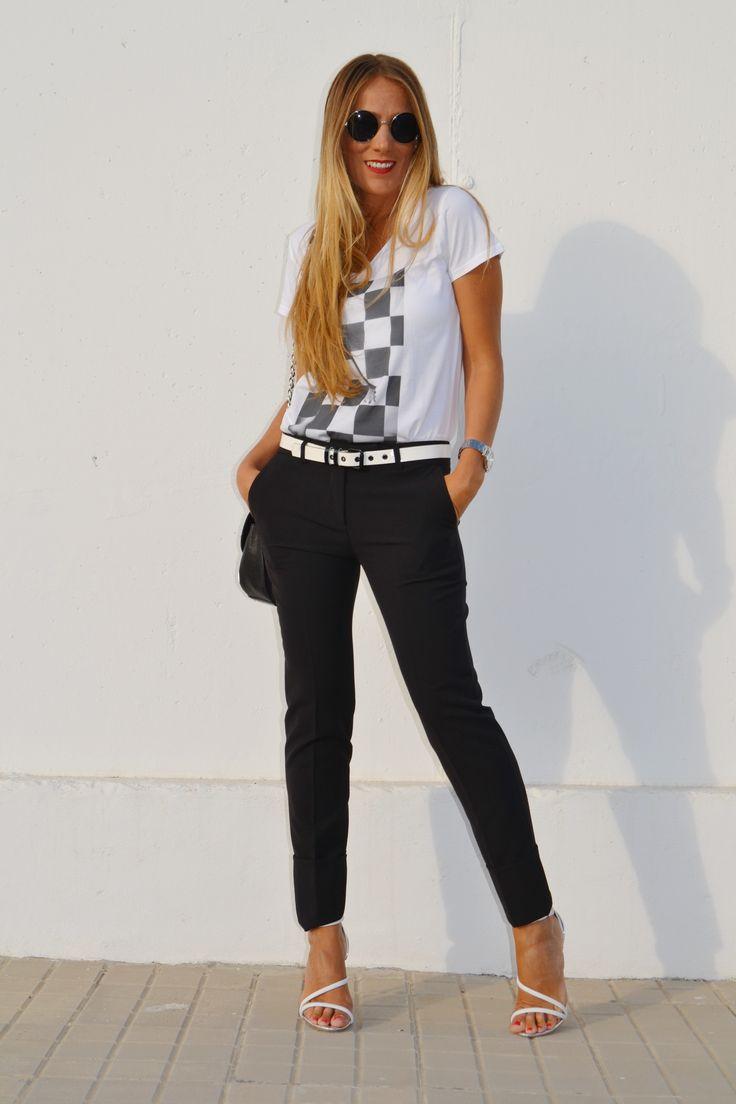 Pantalone de la Tienda de Raquel Bollo #kissmylook