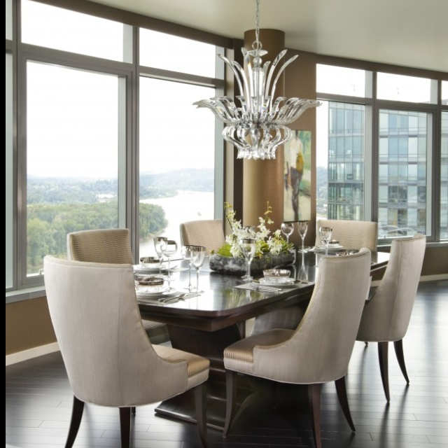 10 best Formal Upholstered Dining Room Chairs images on Pinterest